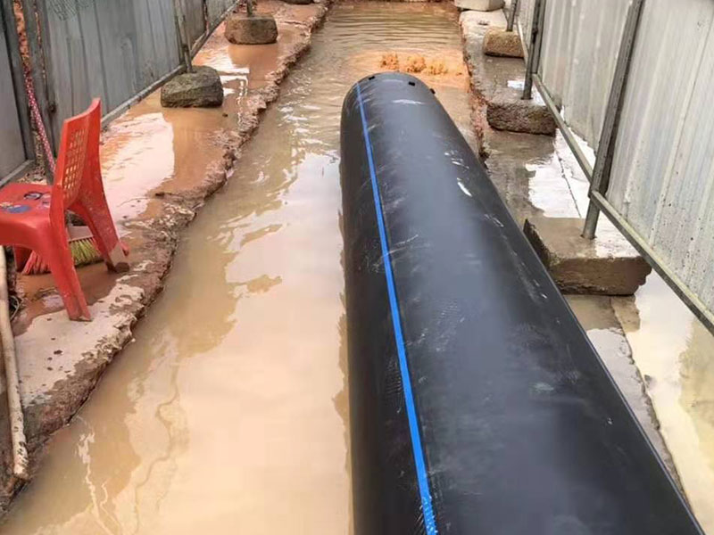 农村水网改造过程中PE管的重要作用